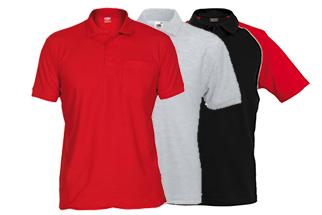 Polos y camisetas para marcación textil