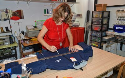 Las 6 ventajas de personalizar la ropa laboral