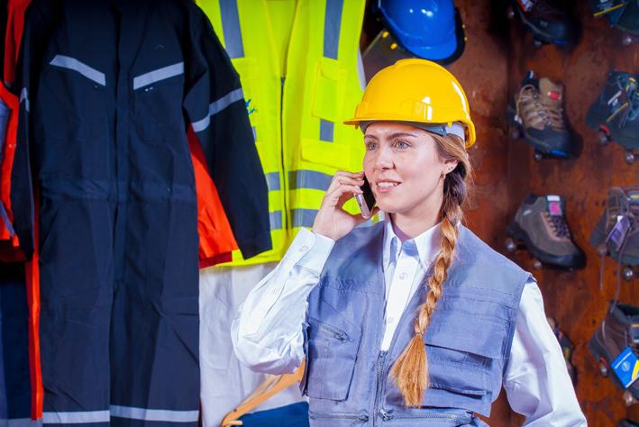 El uniforme laboral perfecto: las seis claves