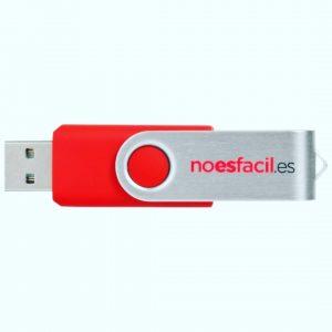 Pendrive Memoria USB Personalizable Noesfacil