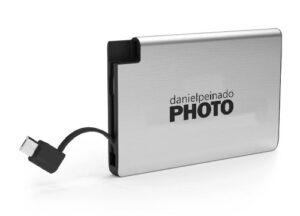 Powerbank Cargador batería personalizable Noesfacil